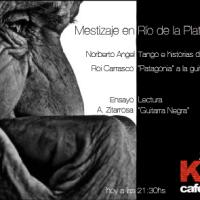 """""""Mestizaje en Río de la Plata"""" por Norberto Angel y Roi Carrasco"""