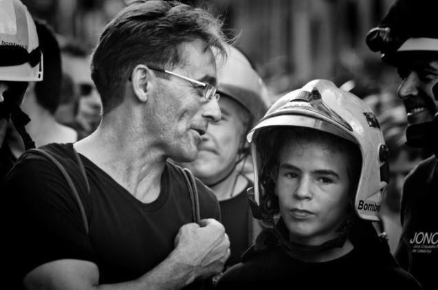 Álbum de fotos manifestación 19J España